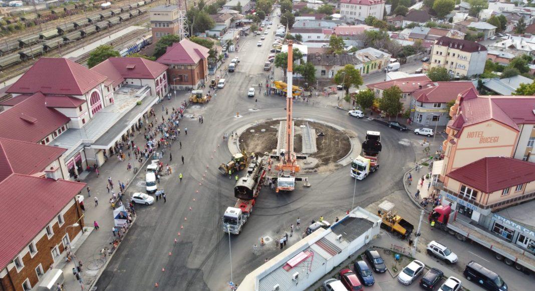 Restricții de circulație vineri dimineață la Buzău